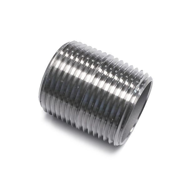 Stainless steel nipple inch
