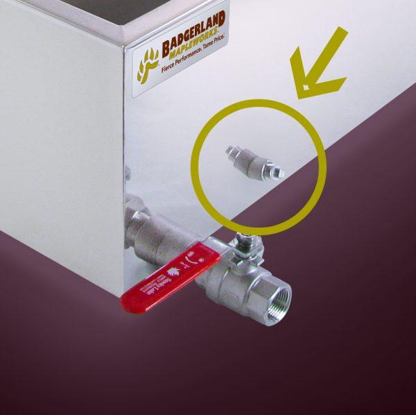 Thermometer Port Plug