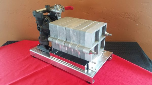 Badgerland Filter Press